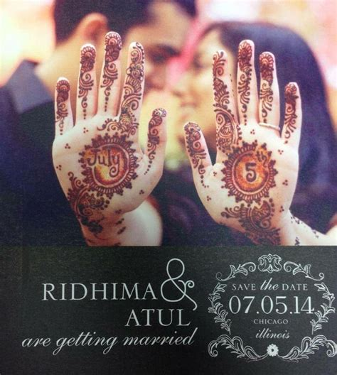 Mehndi Invitation Card Designs Wording And Style Fashionexprez Save The Date Indian Wedding Templates Free