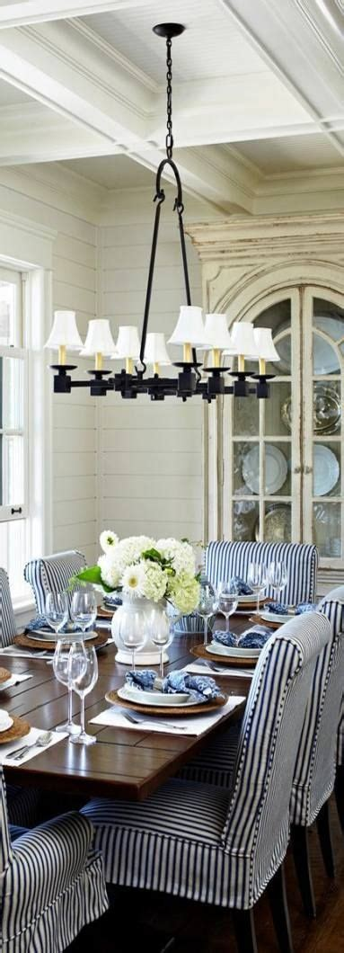 kitchen blue  white french country chandeliers