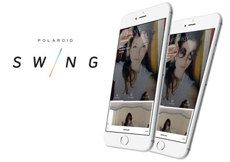 Polaroid Swing Android Brandchannel Polaroid Swing Combines Heritage With