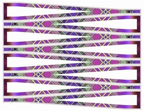 printable paper jewelry artbyjean paper crafts free paper bead templates to