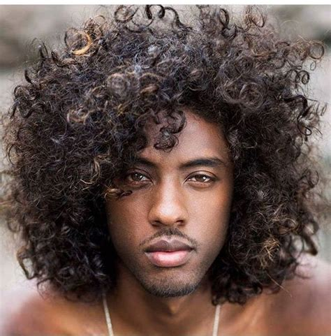 images ofl curly hair of black men for sculpting black guys with long hair best hairstyles for black men