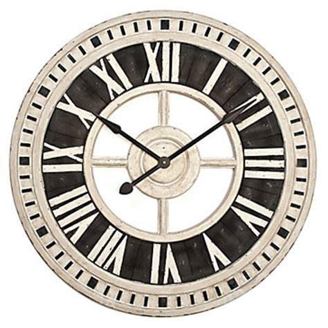 Decorate Guest Bedroom - nantucket wall clock wall decor mirrors amp wall decor decor z gallerie