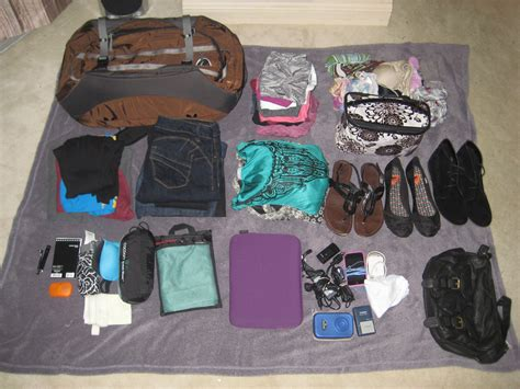 what to pack for europe packing list for backpacking europe