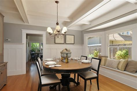 wainscoting dining room ideas height of wainscoting dining room robinson house decor