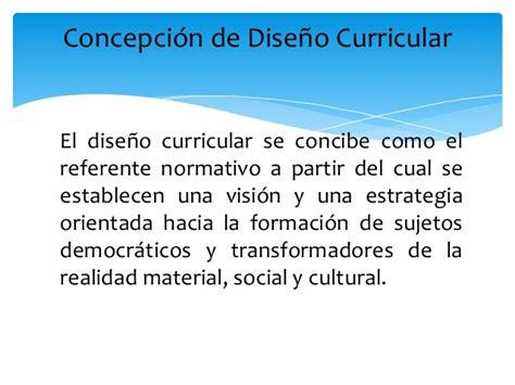 Diseño Curricular Educativo Dominicano Nuevo Dise 241 O Curricular Dominicano
