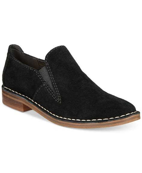 city flats shoes lyst clarks somerset s cabaret city flats in black