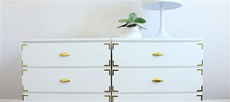 White Ikea Dresser These 7 Ikea Hacks Will Upgrade Your Entire Apartment