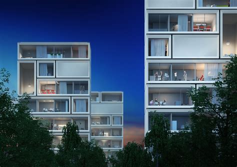 Architecture Homes gallery of house b10 werner sobek group 25