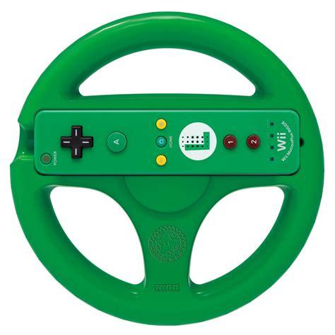 volante kart volante wii wheel mario kart 8 verde hori nintendo