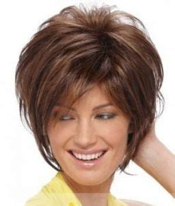 hair styles for the over 50s heavily layered into the neck 50 hot hairstyles for women over 50
