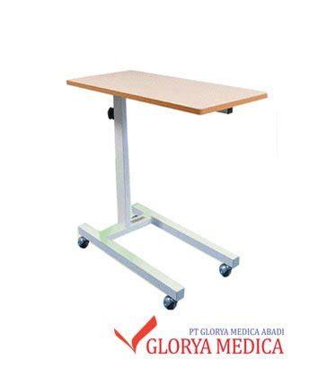 Overbed Table Meja Mayo Plywood Jual Overbed Table Meja Mayo Distributor Alat Kesehatan