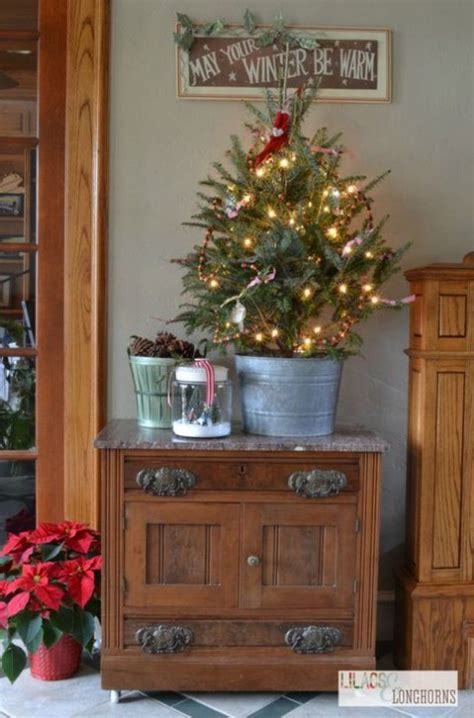 live trees for christmas small 52 small tree decor ideas comfydwelling