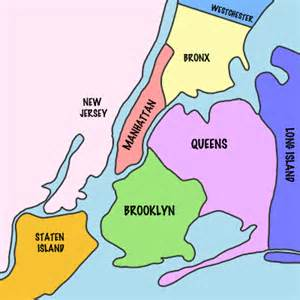 Boroughs Of New York Map by Similiar Map Of New York Boroughs And Long Island Keywords