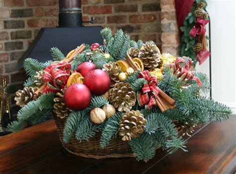 traditional christmas flowers and plants flowers 24