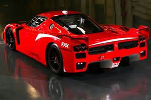 Fxx Pictures The Cars Of Ferrari S Xx Programme Autocar