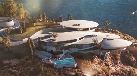 tony stark house iron man movie house not