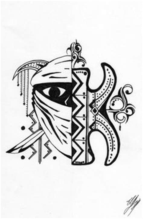 tuareg mehndi drawing fodder pinterest