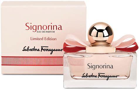 Savatore Feragamo Signorina signorina salvatore ferragamo limited edition niche