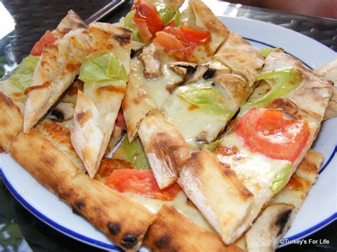 Turkish Main Dishes - turkish food pide turkey s for life