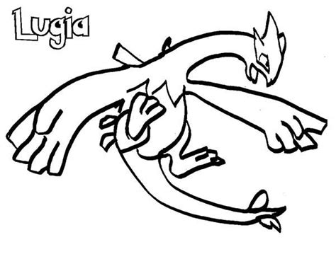 pokemon coloring pages lugia lugia coloring pages coloring page for kids