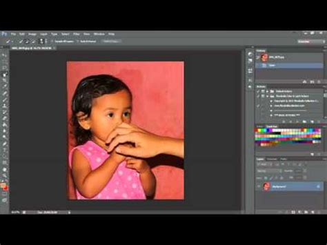 tutorial photoshop mengganti background tutorial photoshop cara mengganti background photo