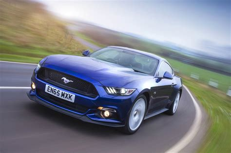 vs mustang the pony takes on munich s machine 2016 ford mustang