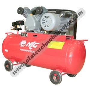 Alat Cuci Motor Nlg menyediakan air compressor nlg 2 hp with motor