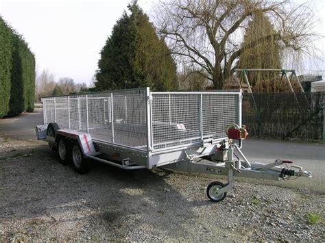 remorque porte voiture 2 essieux remorque porte voiture porte voiture ptc 2500 kg 2 essieux