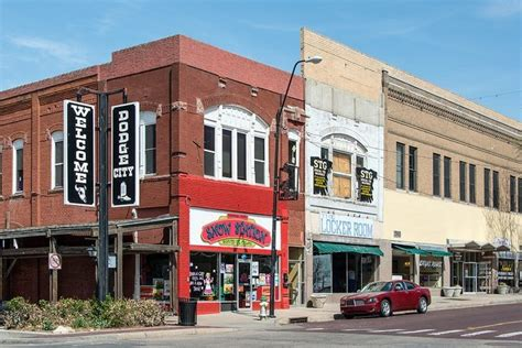 what year was dodge city founded here s what 8 west towns looked like then and now
