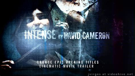 epic film titles grunge epic opening titles cinematic movie trailer by