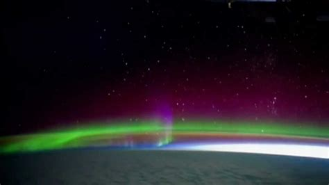 Time Lights by Borealis Nasa Releases Amazing Northern Lights