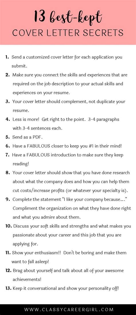 72 best cover letter tips images on interviews and book jacket