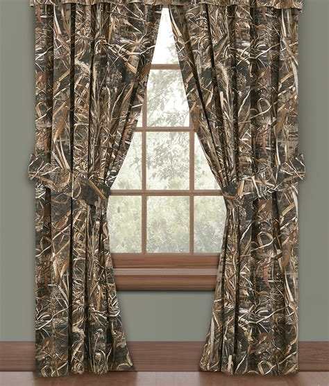 Realtree Camo Curtains Max 5 Realtree Drapes Camo Trading