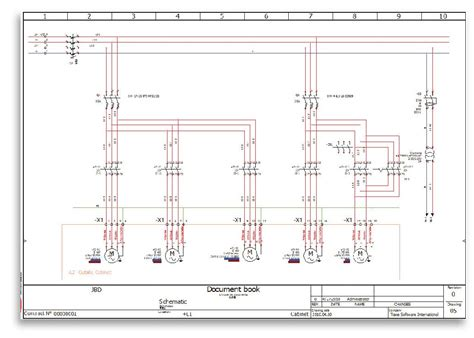 electrical drawings documentation and schematics
