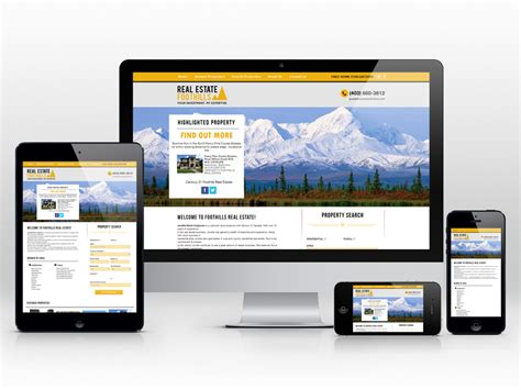 Responsive Layout Zoom | responsive web design and development for realtor