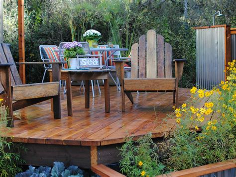 Outside Deck Ideas by Pictures Of Beautiful Backyard Decks Patios And Pits