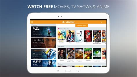 anime apps for android viewster tv anime android apps on play