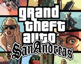 Grand theft auto san andreas ps2 for grand theft auto san