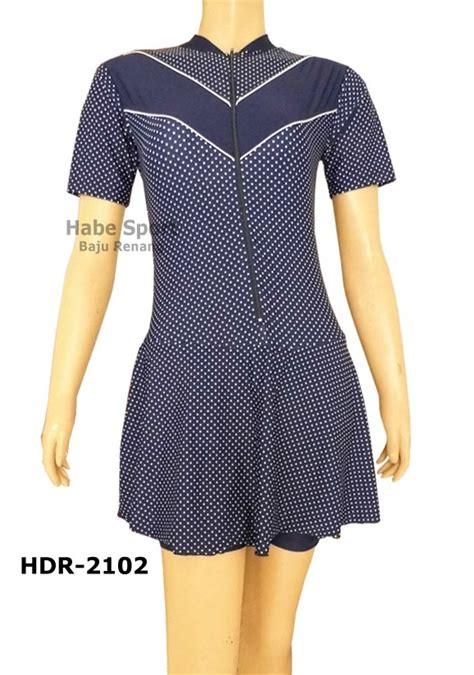 Baju Renang Diving Rok Tanggung baju renang dewasa semi cover hdr 2102 distributor dan toko jual baju renang celana alat