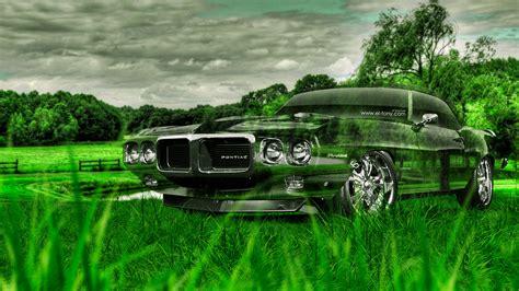 Car Wallpaper Photoshop Hd by Quot Pontiac Firebird Retro Nature Car 2014