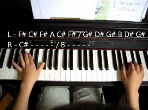 tutorial piano harry potter lily s theme piano tutorial harry potter and the deathly