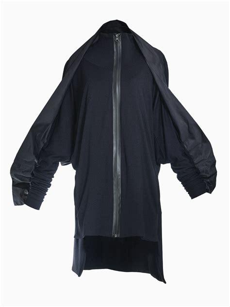Jacket With Zipper lycra jacket with zipper s s2017 hana zarubova