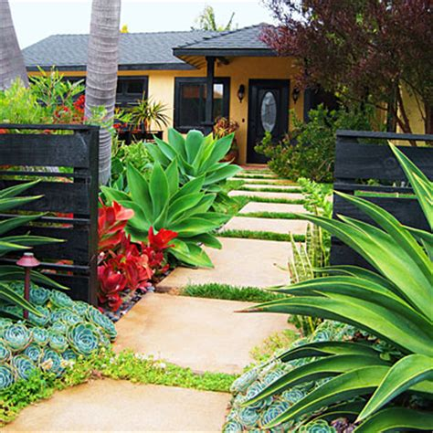 front yard makeover ideas creative front yard makeovers concrete pavers front