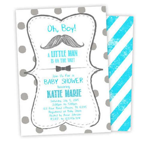 Baby Shower Mustache by Best Baby Shower Products On Wanelo