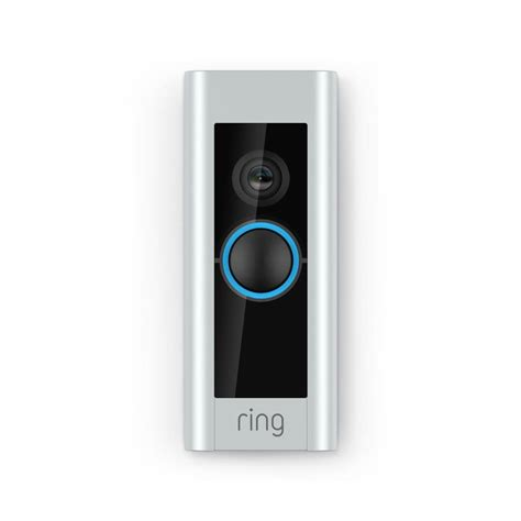 ringe shop shop ring pro doorbell at lowes