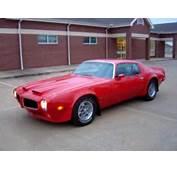 1972 Pontiac Firebird Formula 400  YouTube