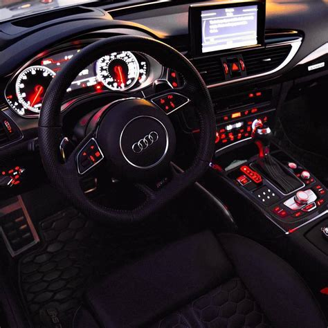 Audi Rs7 Interior by Audi Rs7 Interior 2017 Brokeasshome