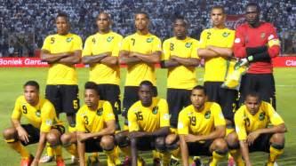 Allan Barnes Reggae Boys Depart For Copa America Football Tournament In