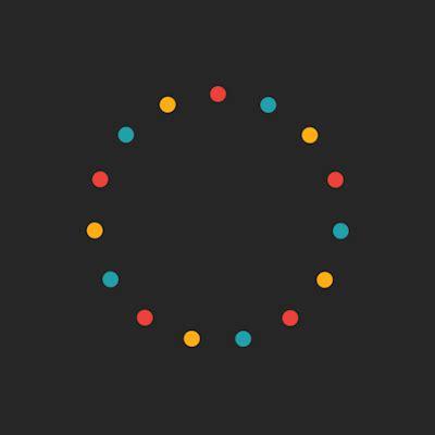 discord yellow dot des boucles de gif g 233 om 233 triques