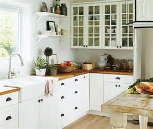 delightful Painting Kitchen Cabinets Red #7: cottage-kitchen.jpg